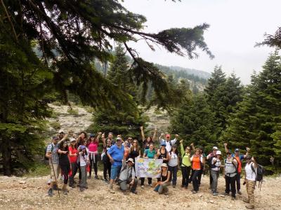 Aammoua Hike 28-05-2017