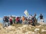 Afforestation Hike Kfardebian 07-10-2012