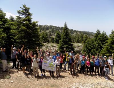 Ammoua Hike 22-05-2016