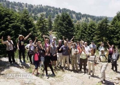 Ammouaa Hike 14-06-2015