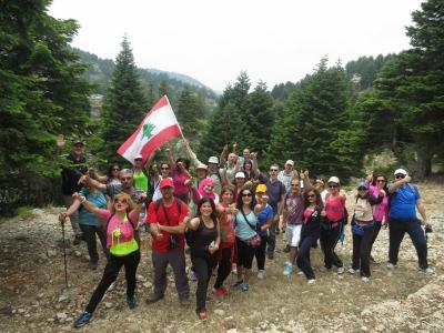 Ammouaa Hike 15-06-2014