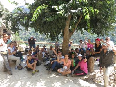 Annoubine Hadchit Hike 02-08-2015