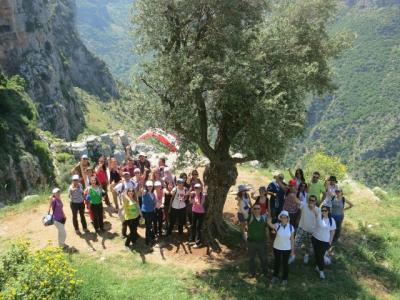 Annoubine Hike 05-05-2013