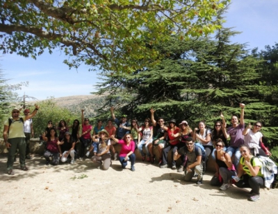 Arz Ehden Hiking 11-10-2015