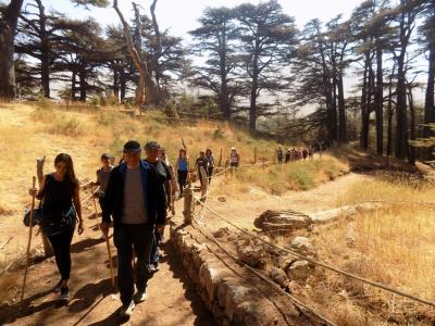 Arz El Rab Hike 17-09-2017