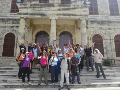 Baakline Hike 19-05-2013