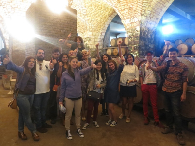 Batroun Wine Tour 31-10-2015