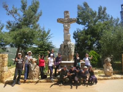 Beit Chabeb Hike 28-04-2013