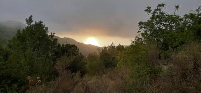 Chahtoul Sunset Hike 26-09-2020