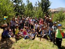 Cherry Picking Tannourine 26-06-2017