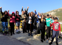Darb El-Mseilha Hike 25-03-2019