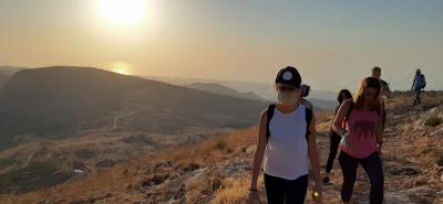 El Saiiar Sunset Hike 19-09-2020