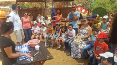 Farm Activities at Ehmej 20-08-2017