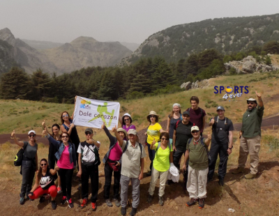 Jabal El Mahabess Hike 09-06-2019
