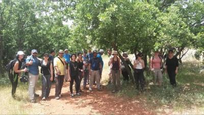 Kawkaba - Mhaidse Hike 14-05-2017