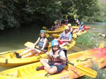 Kayak Litani 05-09-2015