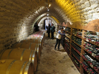 Keserwan Wine 22-11-2014