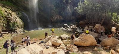 Kfarhelda Waterfall 04-10-2020