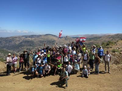 Laqlouq Hike 03-08-2014