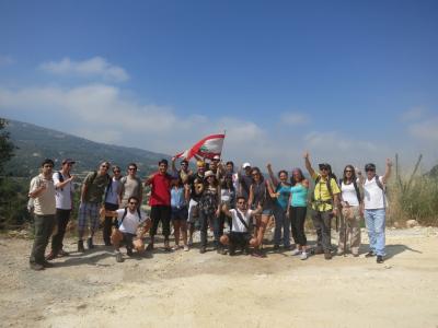 Mabaaj Cave Hike 30-06-2013