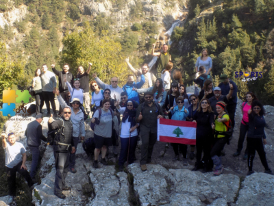 Mazraat Et Teffah hike 08-03-2020