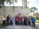 Mazraat Et Teffah Hike 13-04-2014